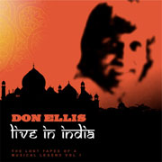 Don Ellis Live in India CD
